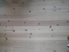 Furu behandlet med ecowood naturale